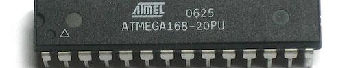 ATMEGA 168
