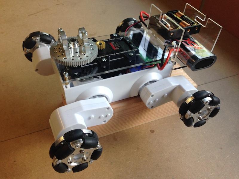 Inspection Robot